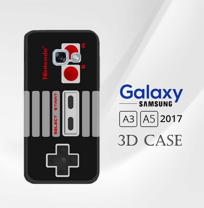 harga Casing 3d full print samsung galaxy a3 & a5 2017 classic nintendo cont Tokopedia.com
