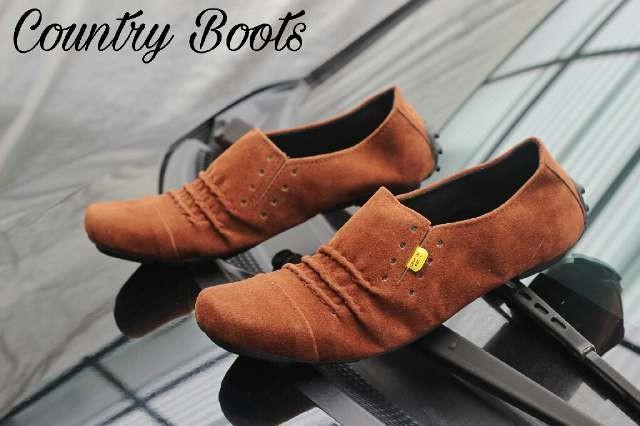 harga Sepatu casual pria sepatu country boot mk rh mocasin Tokopedia.com