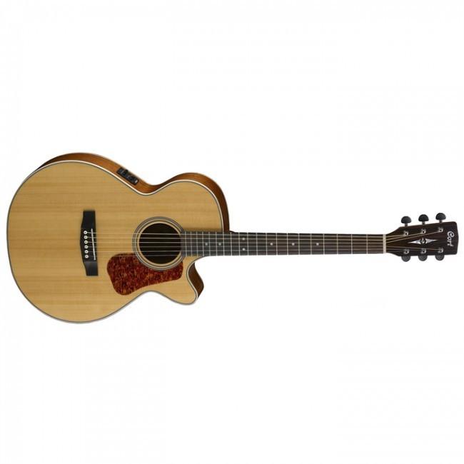 harga Cort acoustic guitar l100f-ns-402000176 Tokopedia.com