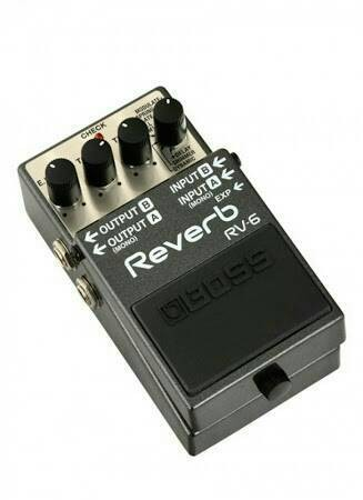 harga Boss rv-6 / rv6 reverb effect stompbox Tokopedia.com
