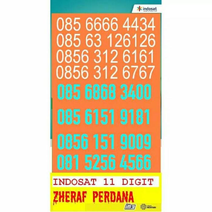 Indosat Im 3 Nomor Cantik 085 6161 29992 Daftar Harga Terkini dan Source · PERDANA IM3