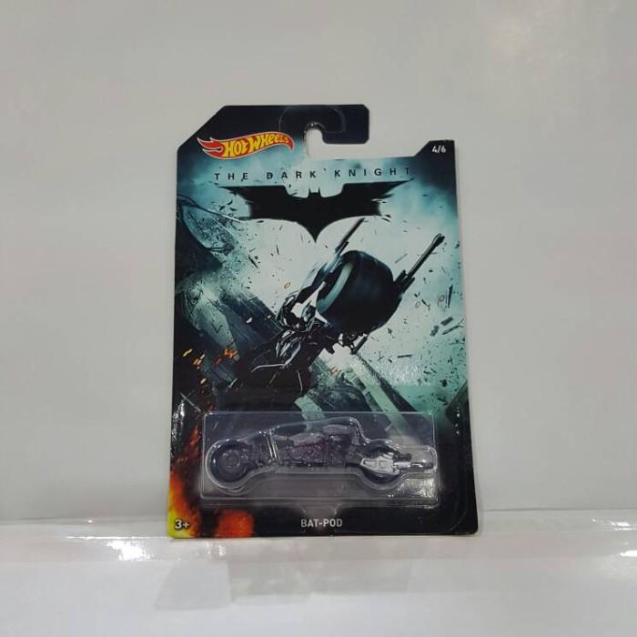 harga Hotwheel batman bat-pod Tokopedia.com