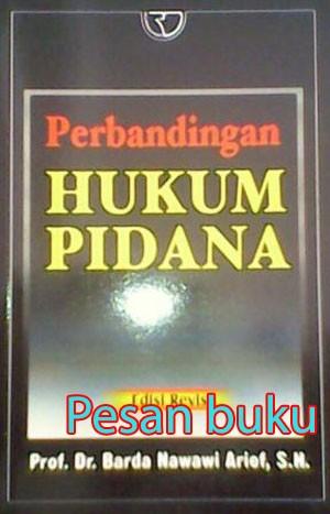 harga Buku perbandingan hukum pidana (edisi revisi) Tokopedia.com