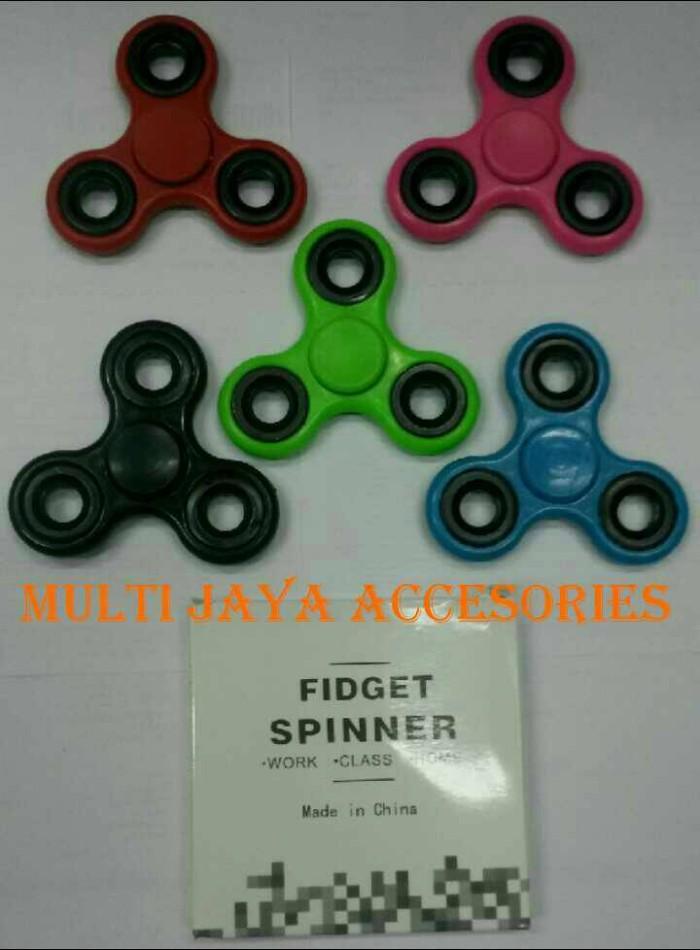 Spinner fidget bearing besi