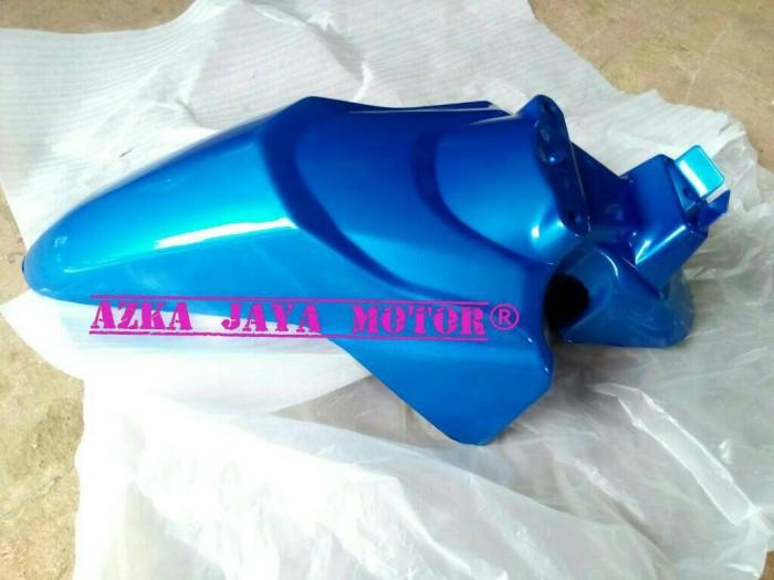 harga Spakbor depan honda beat lama karbu warna biru tahun 2012 Tokopedia.com