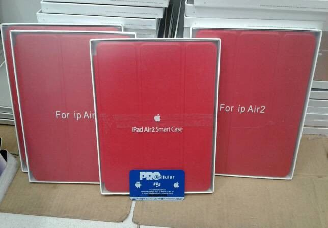 harga Cover smart case ipad air 2 original autolock ready khusus warna merah Tokopedia.com