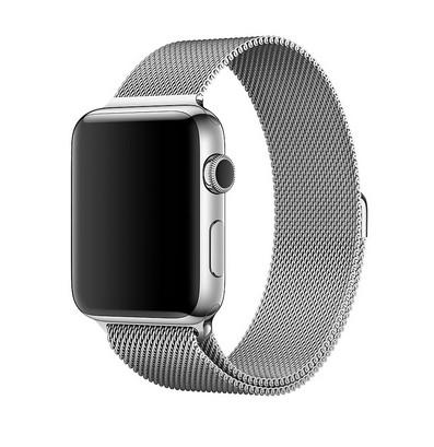 Foto Produk Apple Watch 42MM Strap Milanese Loop OEM Quality Series 1/2 - Hitam dari Roxy Acc