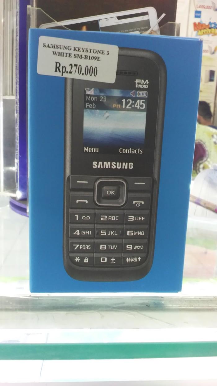 Jual Samsung Keystone 3 Sm B109e Promo Dos Phone Tokopedia