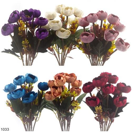 harga Bunga artificial peony beludru 1033 Tokopedia.com