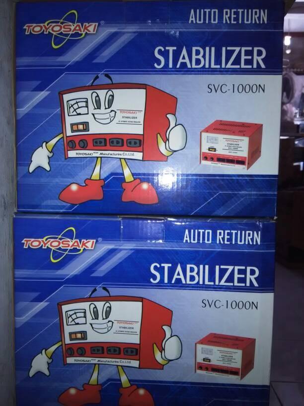 harga Toyosaki stabilizer 1000watt stavol bahan kuat Tokopedia.com