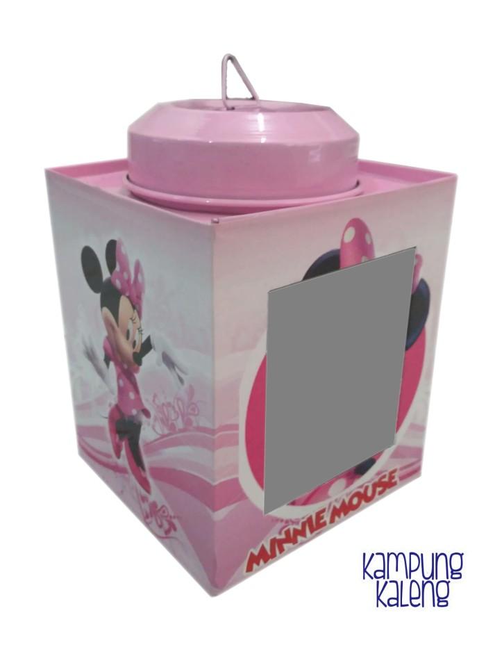 harga Kaleng kerupuk mini karakter ukuran 11 x 13 cm Tokopedia.com