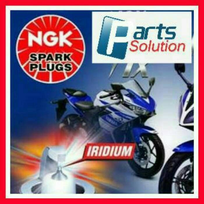 harga Busi iridium kawasaki d tracker 150 klx 125x klx 150 l/s ngk cr7hix Tokopedia.com