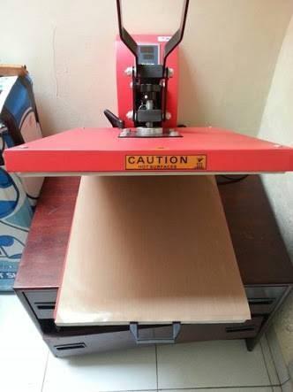 harga Teflon sheet alas mesin press kain teflon tahan panas serbaguna