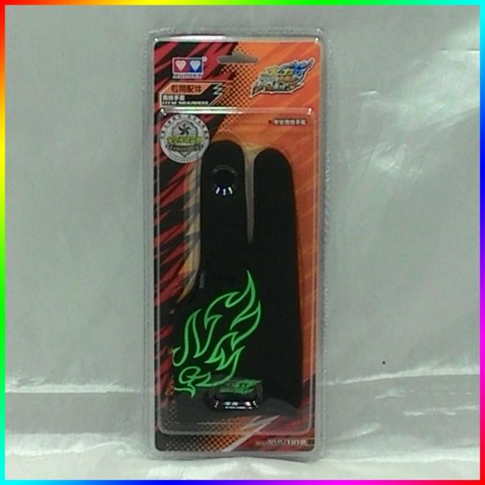 harga Sarung jari tangan yoyo auldey blazing teens glove green hijau 676933 Tokopedia.com