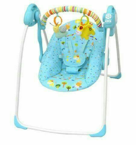 harga Baby elle portable swing bouncer ayunan bayi electic Tokopedia.com