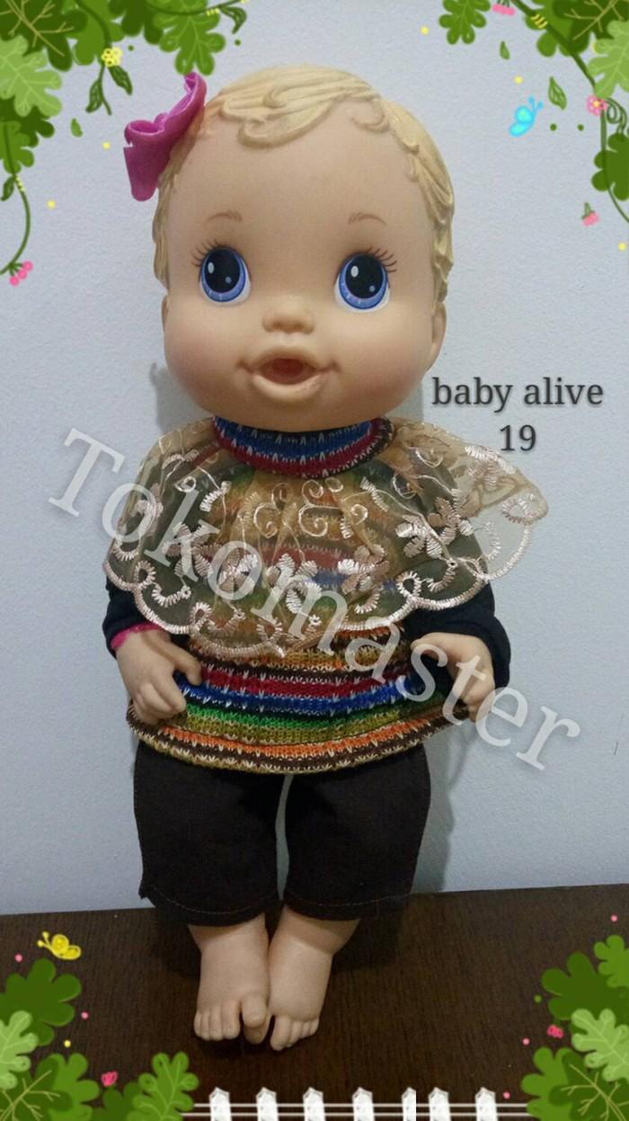 harga Baby Alive Ice Cream Doll/boneka Tokopedia.com