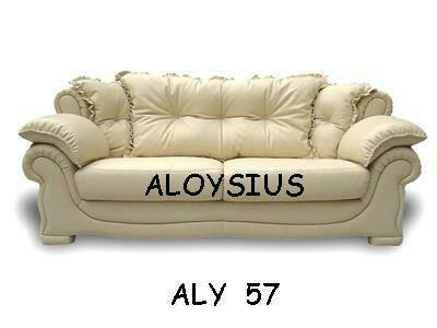 Sofa Lux 2 Seater Aloysius Furniture