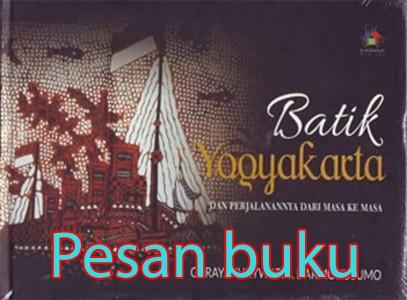 harga Buku  batik yogyakarta dan perjalanan dari masa ke masa Tokopedia.com