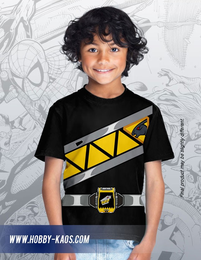 harga Kaos anak power rangers dino charge black costume Tokopedia.com