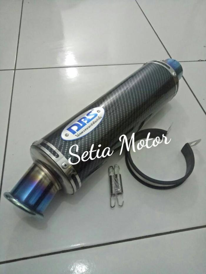 harga Silencer knalpot dbs carbon kevlar thailand untuk semua motor pipa 50 Tokopedia.com