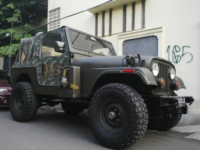 9600 Koleksi Gambar Mobil Jeep Cj7 Terbaik