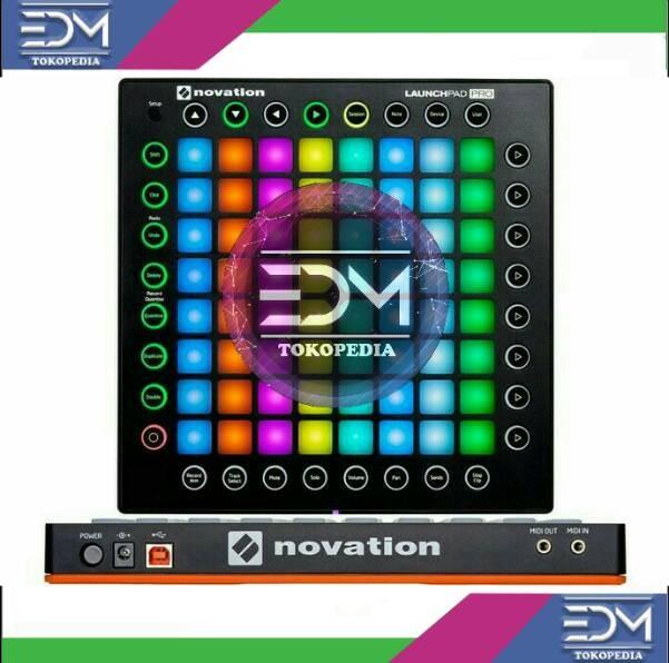 harga Novation launchpad pro / lauchpad pro Tokopedia.com