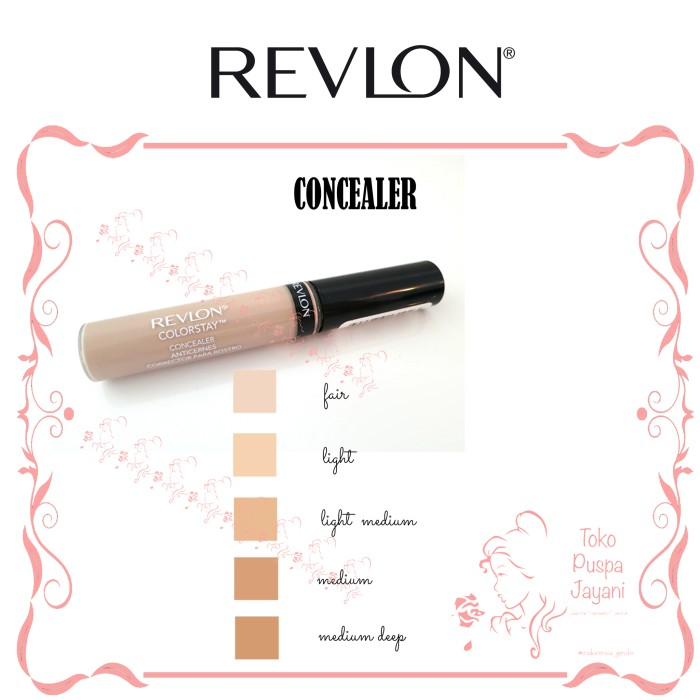 Info Concealer Revlon Travelbon.com