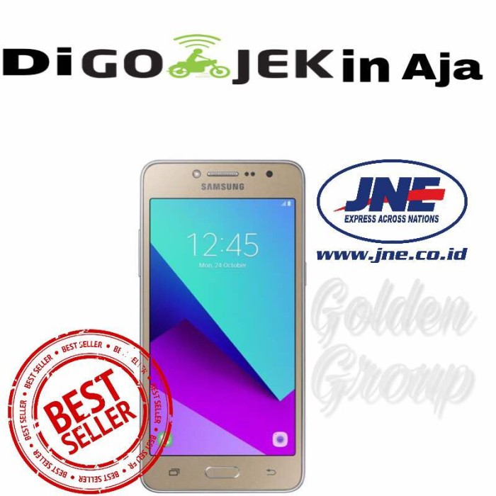 harga Samsung galaxy j2 prime - gold Tokopedia.com