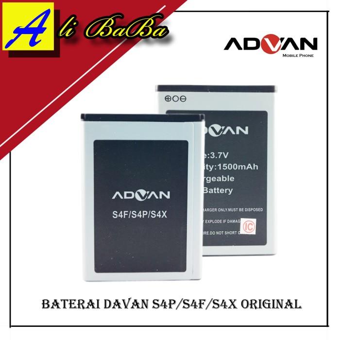 harga baterai handphone advan s4p s4f s4x bp-40bh battery batre original Tokopedia.com