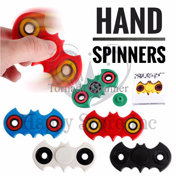 Jual UNIK Fidget Spinner BATMAN Hand Spinner Spiner Bearing Besi Original B  - DKI Jakarta - Tornado Spinner | Tokopedia