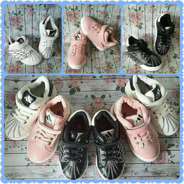 harga Sepatu anak import wings boot mollyca size 27-37 Tokopedia.com