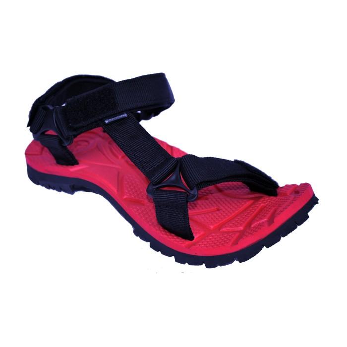 harga Sandal gunung suzuran - slop - red black Tokopedia.com