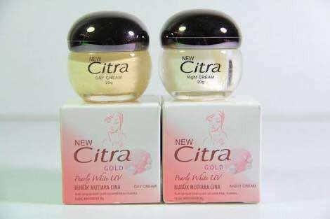 harga Paket Cream Citra Gold Day & Night Tokopedia.com