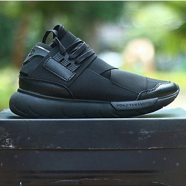 bbf395185b941 Jual  PREMIUM  Adidas Y3 Qasa Yohji Yamamoto Premium Original ...