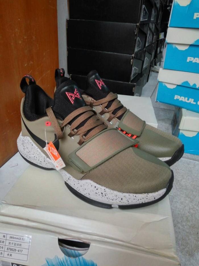 fb5bb0412f Jual Sepatu Basket Nike PG 1 Olive Suede - DKI Jakarta ...