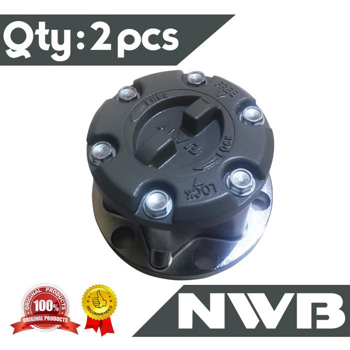 harga Freelock suzuki jimny,siera,  vitara - nwb fhs-002 free wheel hub Tokopedia.com