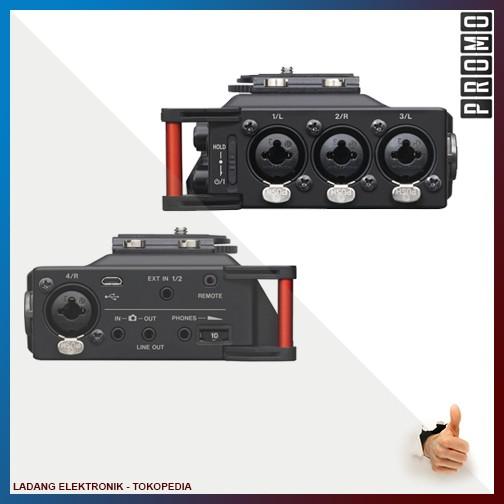 harga Tascam dr-70d professional field recorder Tokopedia.com