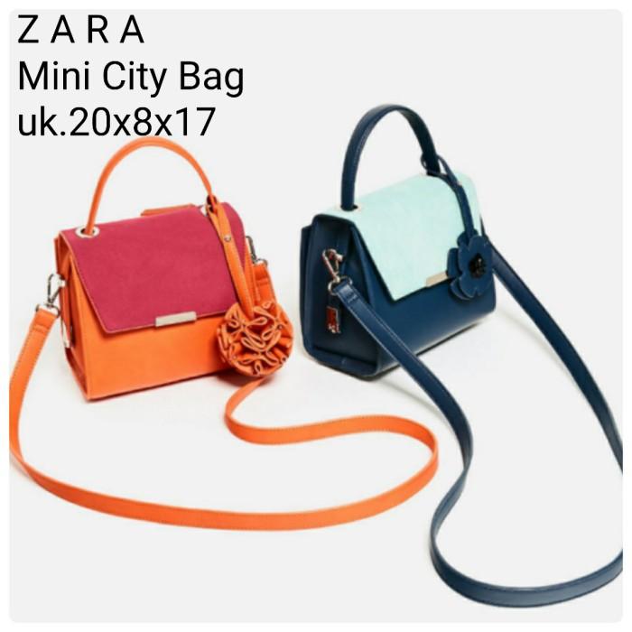 67b59e339ed9ac Jual SALE Tas Zara Mini City Bag uk. 20 x 8 x 17 - Jakarta Pusat ...