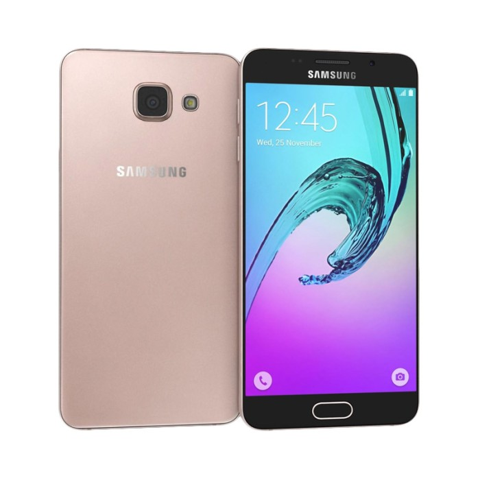Samsung Galaxy A7 2016 - Garansi Resmi
