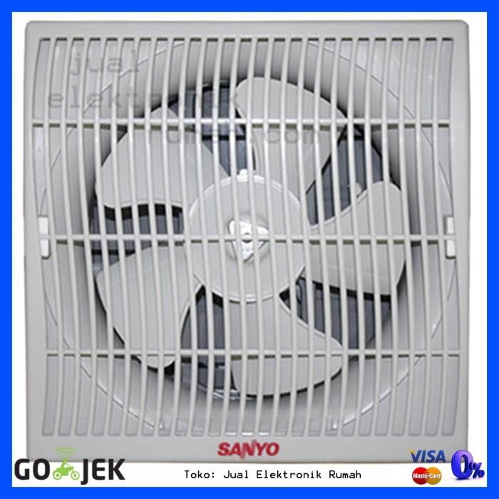 Exhaust Fan 12in Sanyo  EKSP31 Kualitas Terbaik