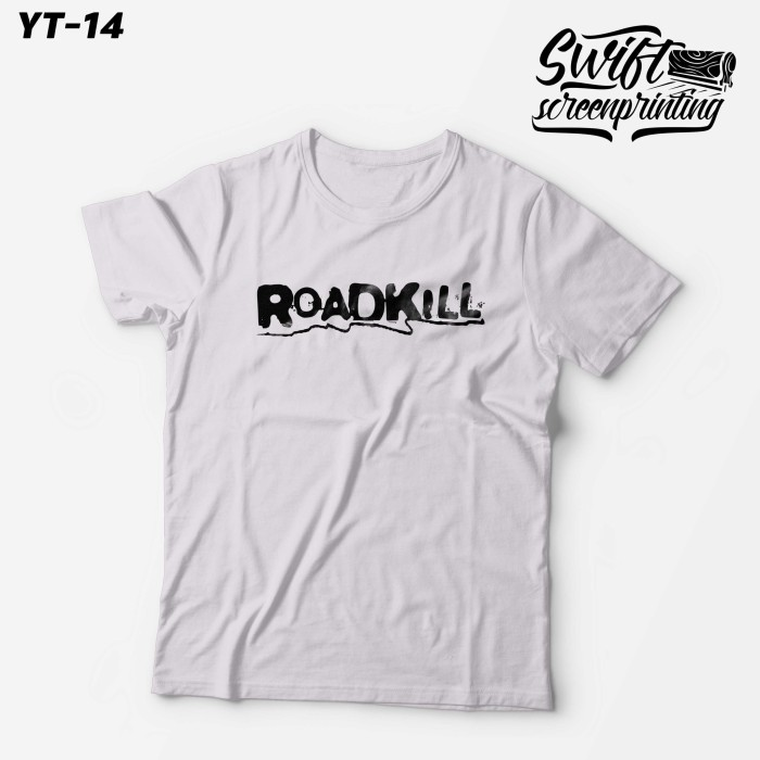 Jual KAOS ROADKILL ROAD KILL MOTOR TREND YOUTUBE CHANNEL - Kab  Kuningan -  KUNINGAN JAYA | Tokopedia