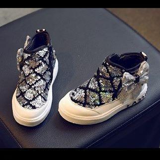 harga Gs3039 kimi shoes silver [bajukiddie] sepatu anak perempuan pesta flat Tokopedia.com