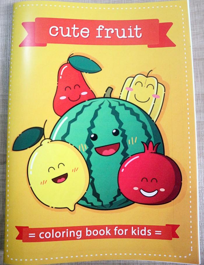 Jual Buku Mewarnai Anak Anak Buah Buahan Hai Mom Tokopedia