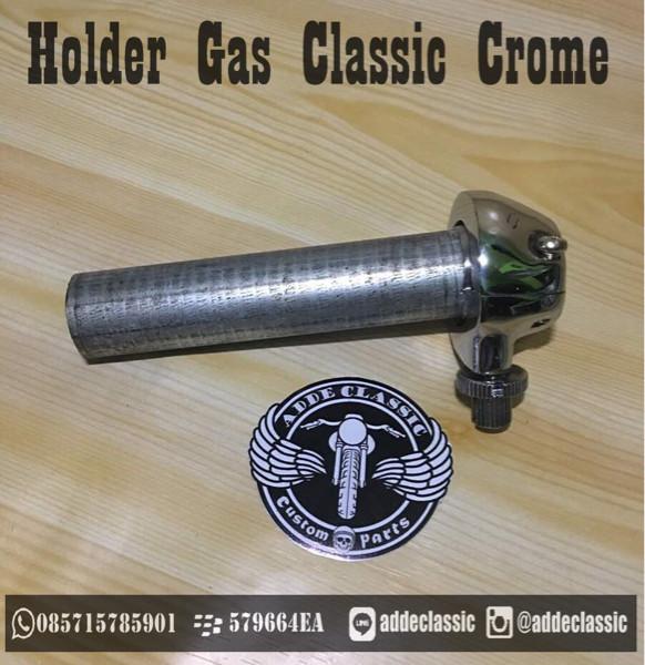harga Holder gas klasik motor lawas custom cb gl harley moge japstyle Tokopedia.com