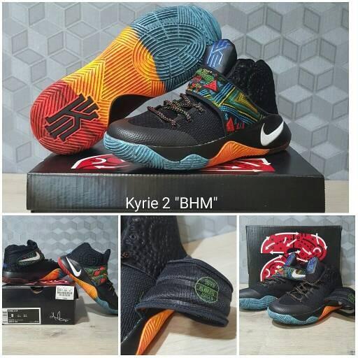 info for 1b896 4cbe6 Free kaos kaki Sepatu Basket Nike Kyrie 2 Bhm