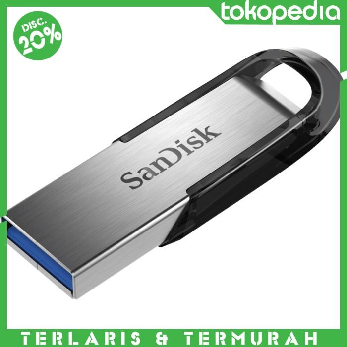Foto Produk Sandisk Ultra Flair USB 3.0 Flash Drive (130MB/s) - 16GB dari JON SON
