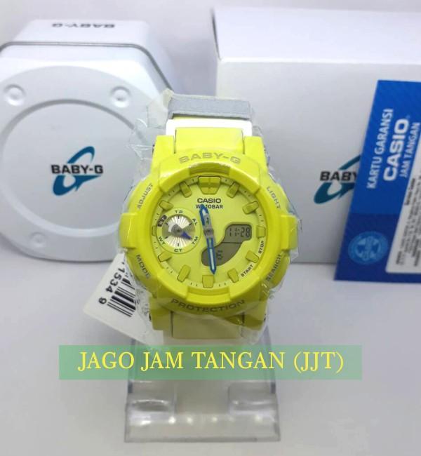 Casio Baby G-Shock BGA-185-9ADR Yellow Original