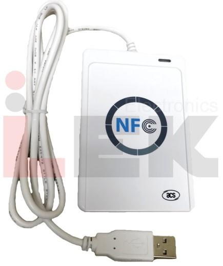 harga Nfc rfid card reader writer acr122u usb Tokopedia.com