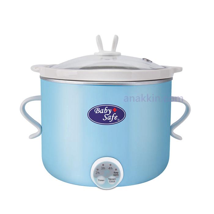 harga Baby safe slow cooker digital 0.8 liter / pemasak bubur bayi murah Tokopedia.com