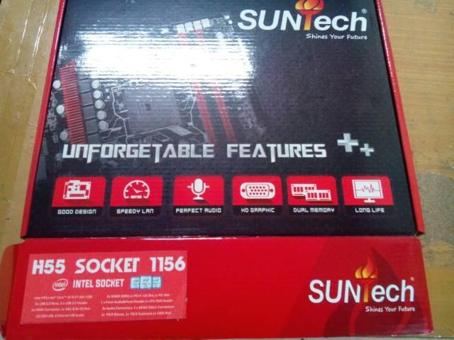 harga Motherboard mainboard suntech / extreme h55v lga 1156 slop hdmi Tokopedia.com